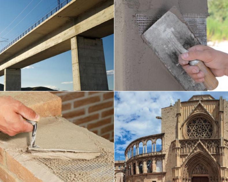 Consolidación y refuerzo estructural